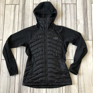 NWOT The North Face hybrid puffer jacket